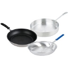 Vollrath Wear-Ever Fry Pans