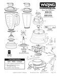 Parts Diagram - BB150
