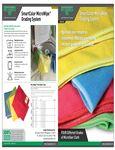 Unger Cloth Grading System