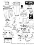 BB190, BB190S Parts Diagram (Former Versions)