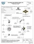 T&S  B-3200 Spec Sheet
