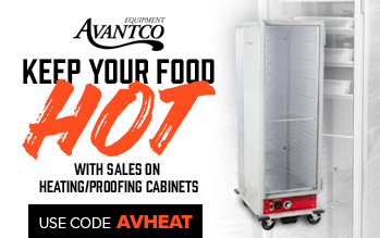 Avantco Heating and Proofing Cabinets