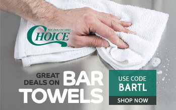Choice Bar Towel Sale