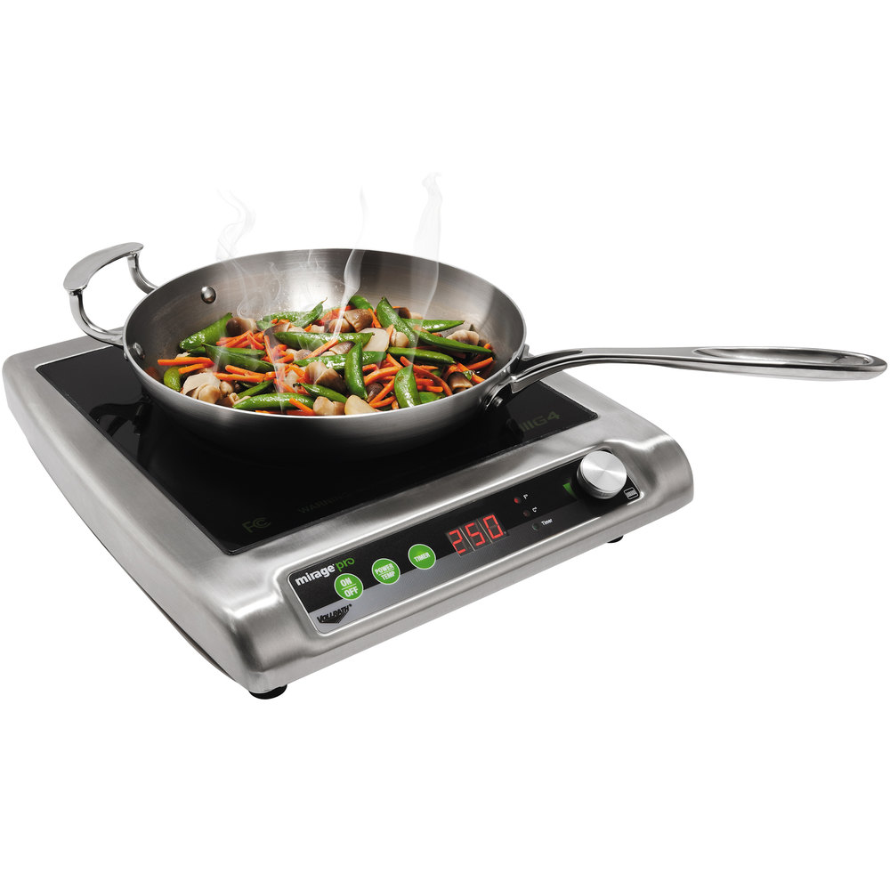 ... Pro Countertop Induction Range - 120V, 1400W (Canadian Use Only