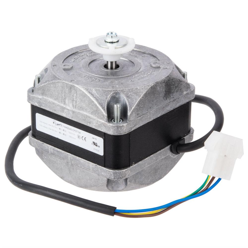Avantco 17810976 Condenser Fan Motor 115v 16w