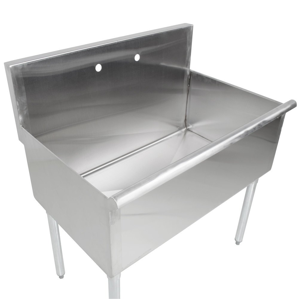 "Regency 36"" 16-Gauge Stainless Steel One Compartment ..."