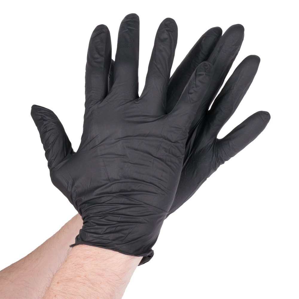 Black latex gloves xl - Main Picture Image Preview Image Preview