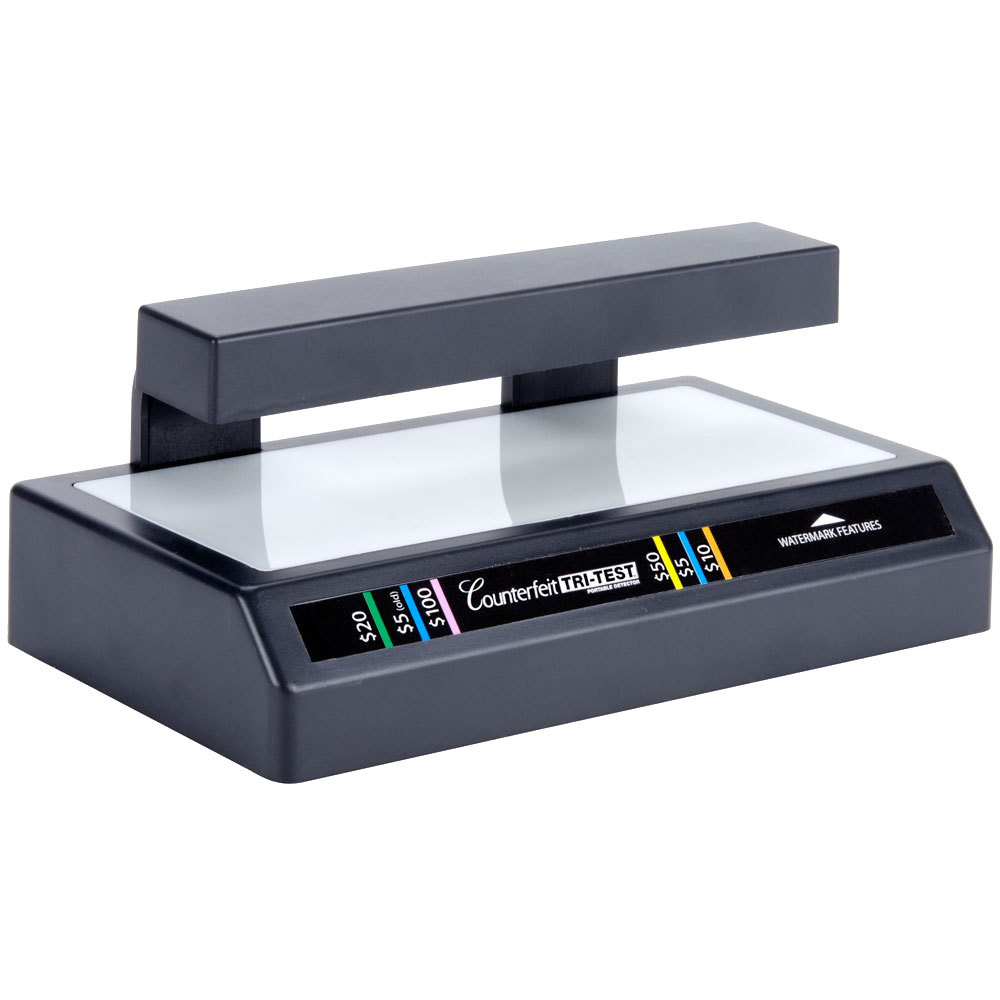 three in one counterfeit bill detector with uv light. Black Bedroom Furniture Sets. Home Design Ideas