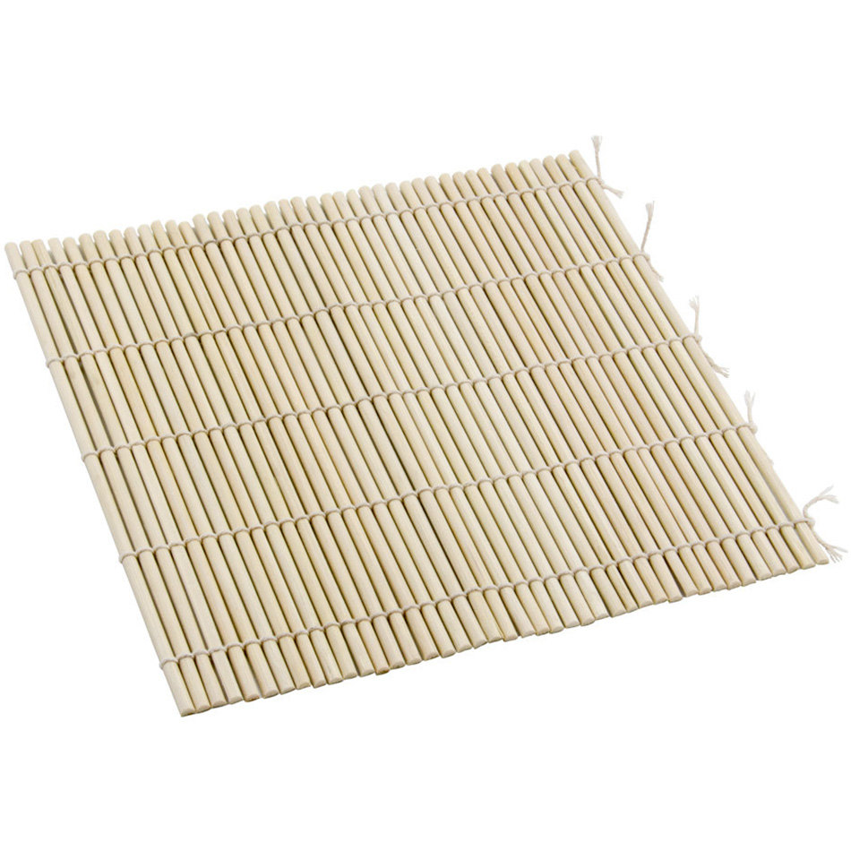 9 1 2 Quot X 9 1 2 Quot Bamboo Sushi Rolling Mat
