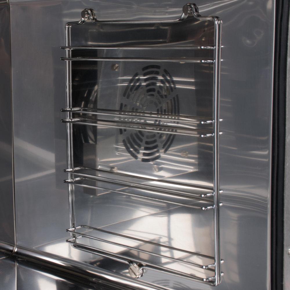 Avantco CO-28 Half Size Countertop Convection Oven, 2.3 Cu. Ft. - 208 ...