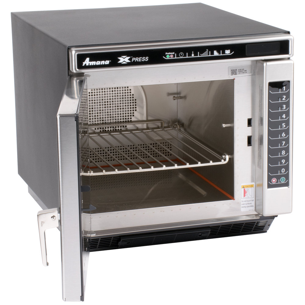 ... Xpress ACE19N Jetwave High-Speed Accelerated Cooking Countertop Oven