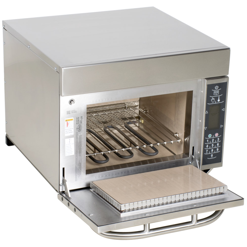 Amana Xpress AXP22TL High-Speed Accelerated Cooking Countertop Oven ...