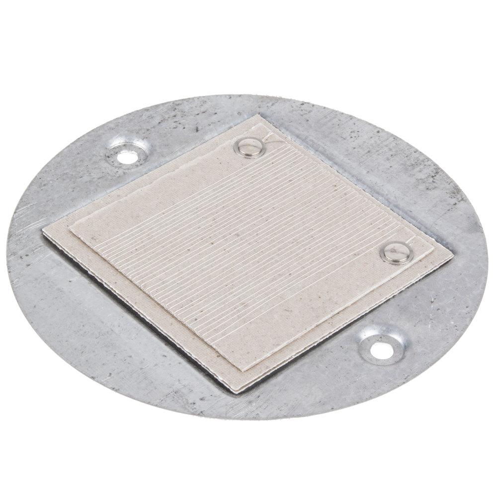Bunn 04163.1000 Warmer Heating Element Assembly - 120V, 80W