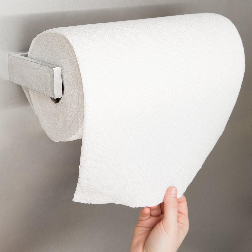 bobrick b 253 paper towel roll dispenser for 6 diameter rolls 12 1 2 x 2 x 4 7 8. Black Bedroom Furniture Sets. Home Design Ideas