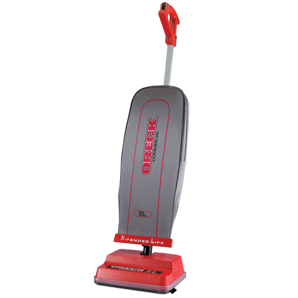 Oreck U2000rb 1 Upright Bagged Vacuum Cleaner With 12