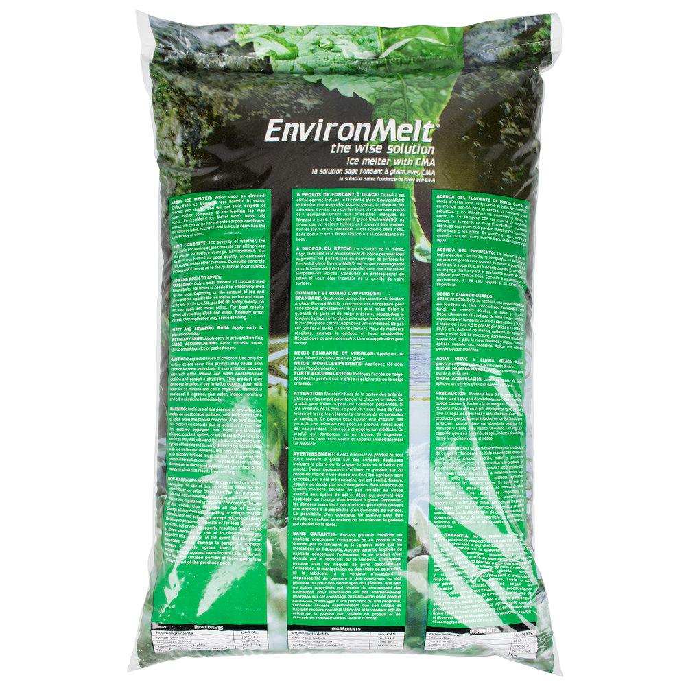 The Cope Company Salt 50 Lb Bag Of Environmelt Wise