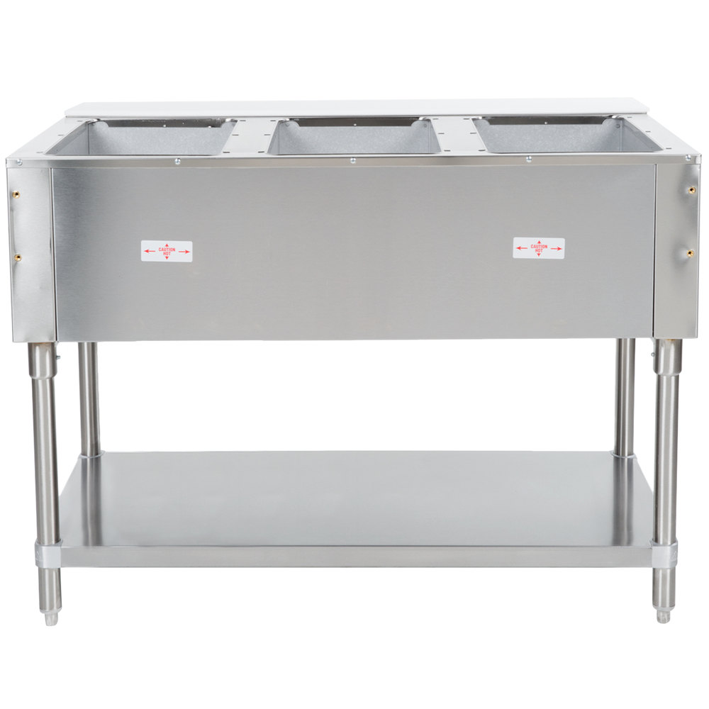 Steam Table Perfect Using The Crucial Tool