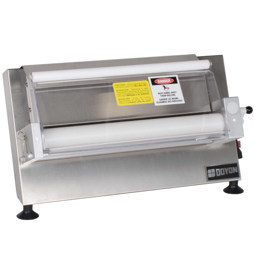 Countertop Dough Sheeter : Doyon DL18SP Countertop 18