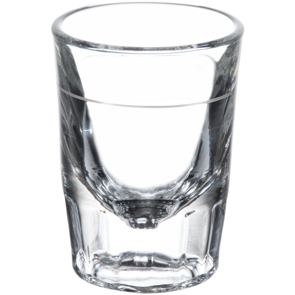 libbey 5126 a0007 2 oz fluted whiskey shot glass with 1 oz cap line 12 pack. Black Bedroom Furniture Sets. Home Design Ideas