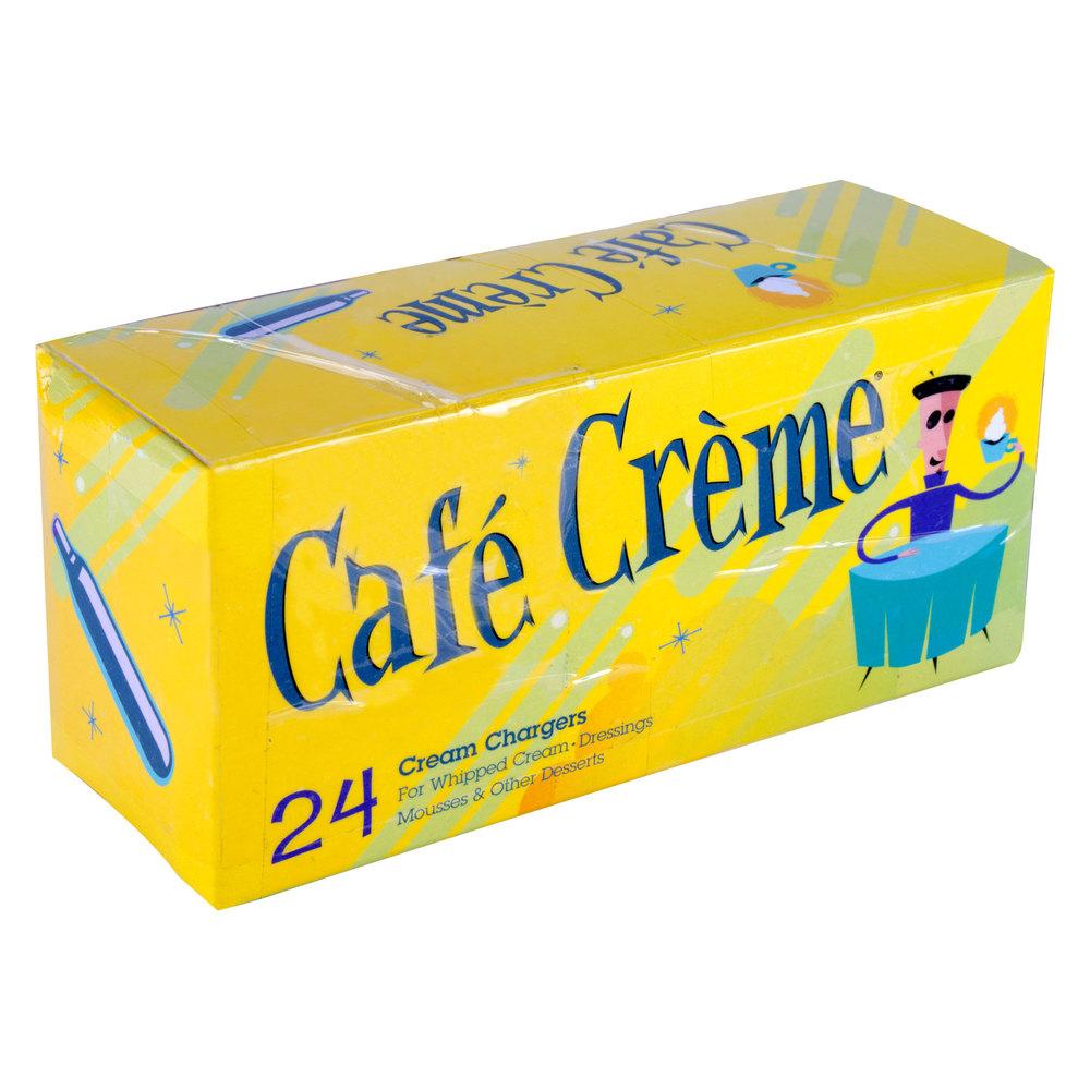 N2o Cartridge For Cream Whippers Amp Dispensers 24 Per Box