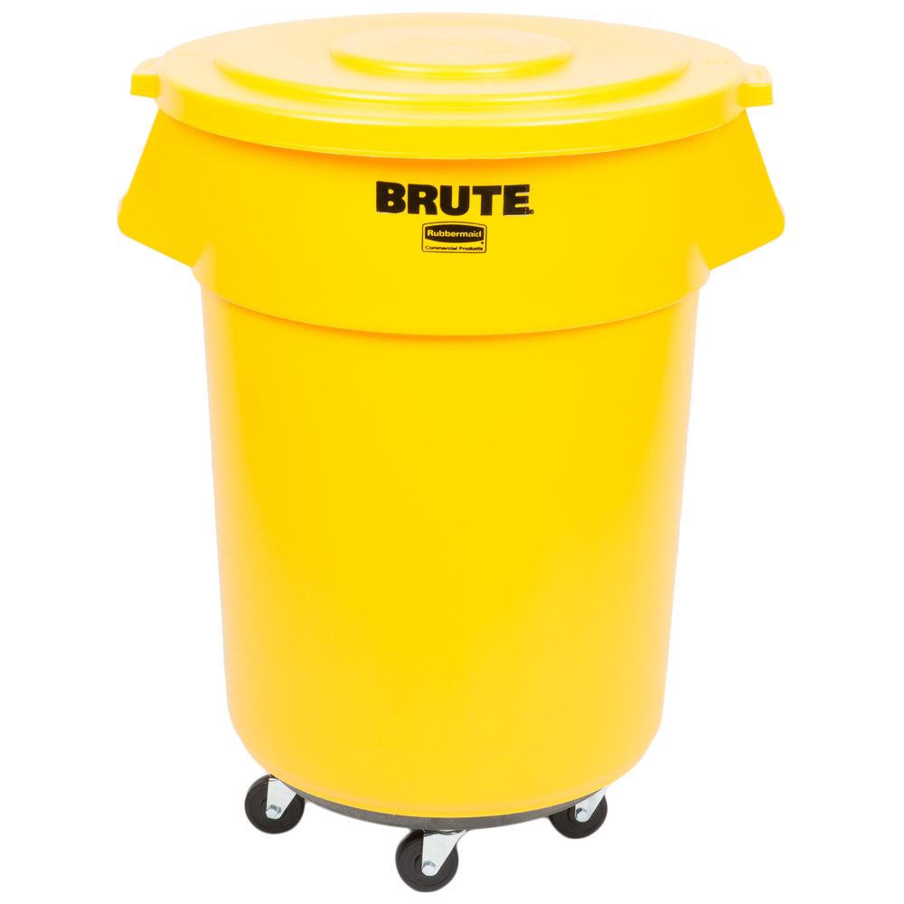 rubbermaid gallon trash can lid