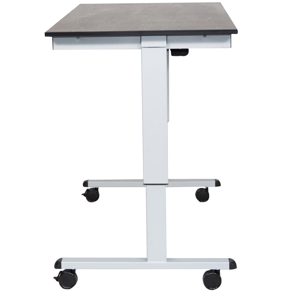 Luxor Stande 60 Ag Bo Electric Stand Up Desk With Aluminum