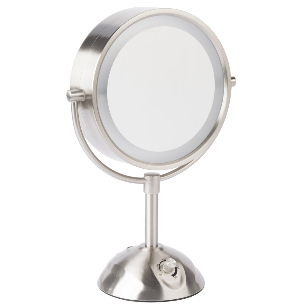 Lighted Vanity Mirror Conair : Conair BE103WH 8 1/2