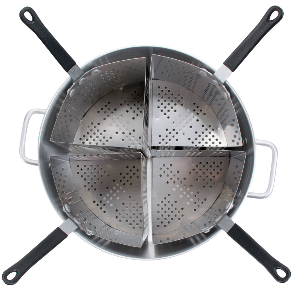 Pasta cooker combo
