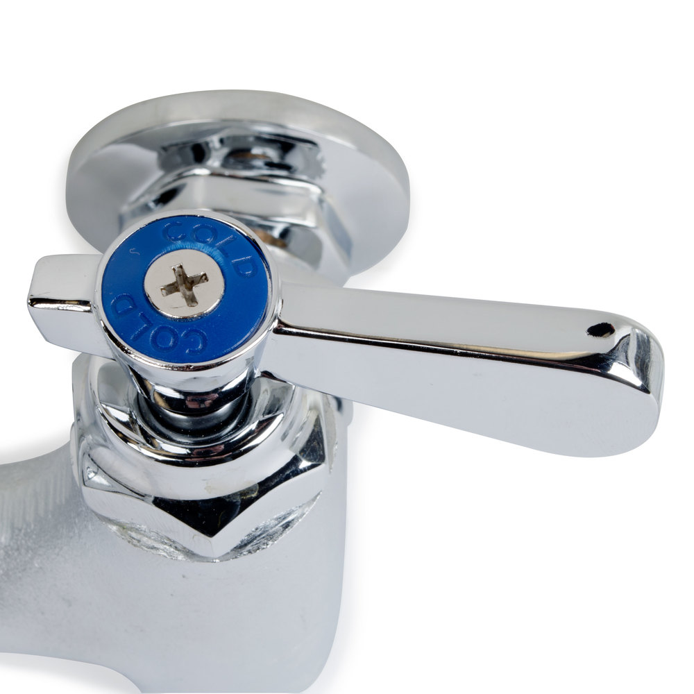 Mop Sink Faucet : Regency Wall Mounted Mop Sink Faucet with Vacuum Breaker