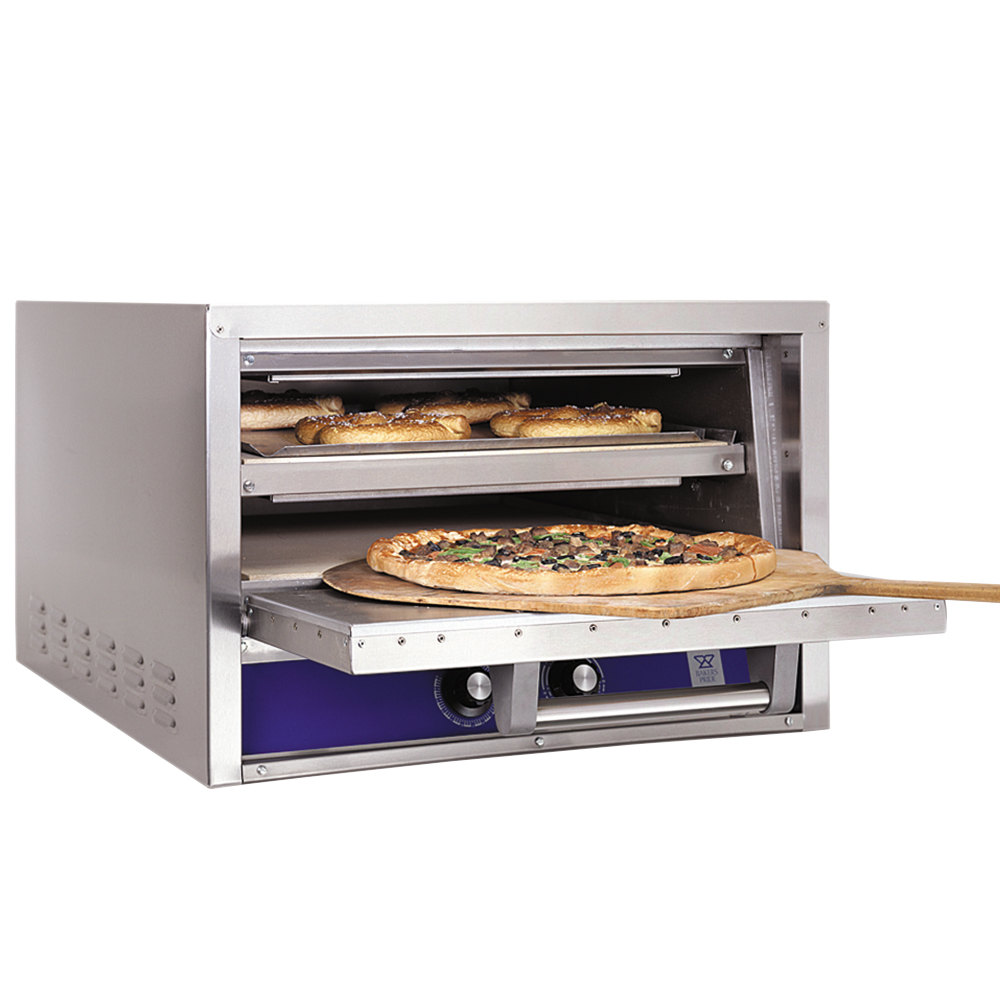 Countertop Oven Electric : Bakers Pride P-24S Electric Countertop Bake and Roast Oven - 220-240V ...