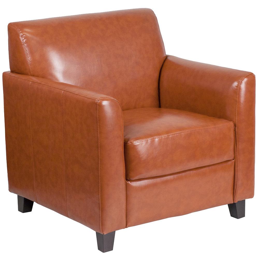 Flash Furniture Bt 827 1 Cg Gg Hercules Diplomat Cognac