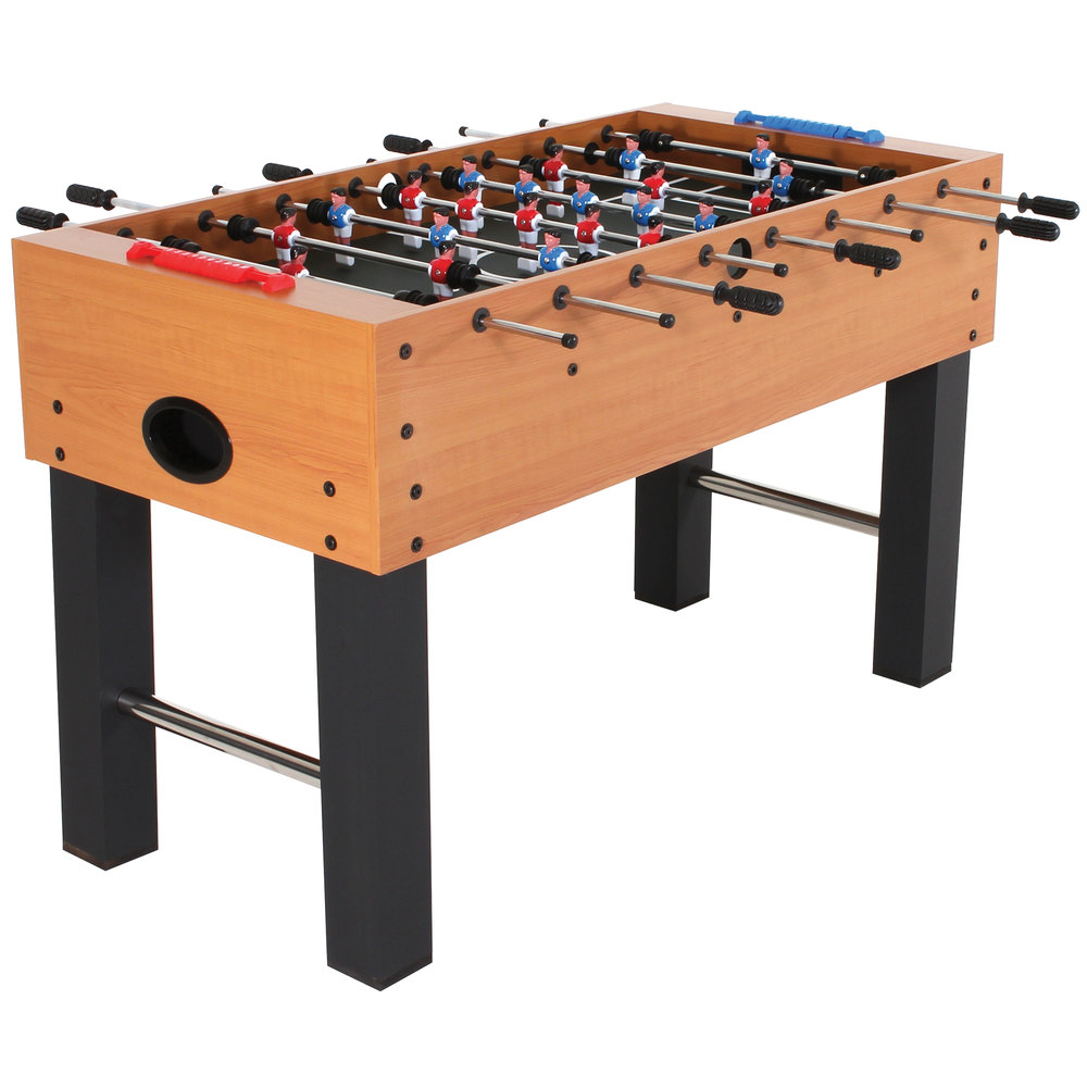 American legend charger 52 foosball soccer table for Table 52 images