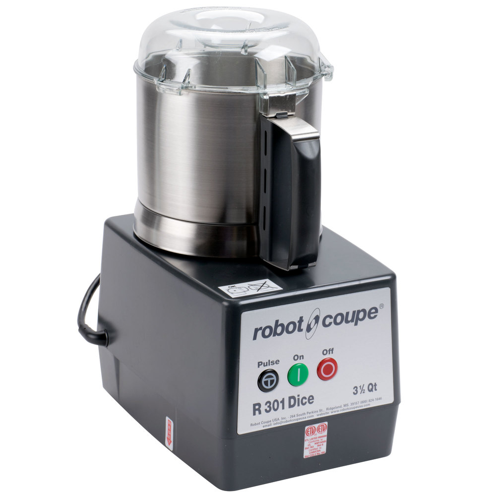 Image preview - Robot coupe r301 occasion ...