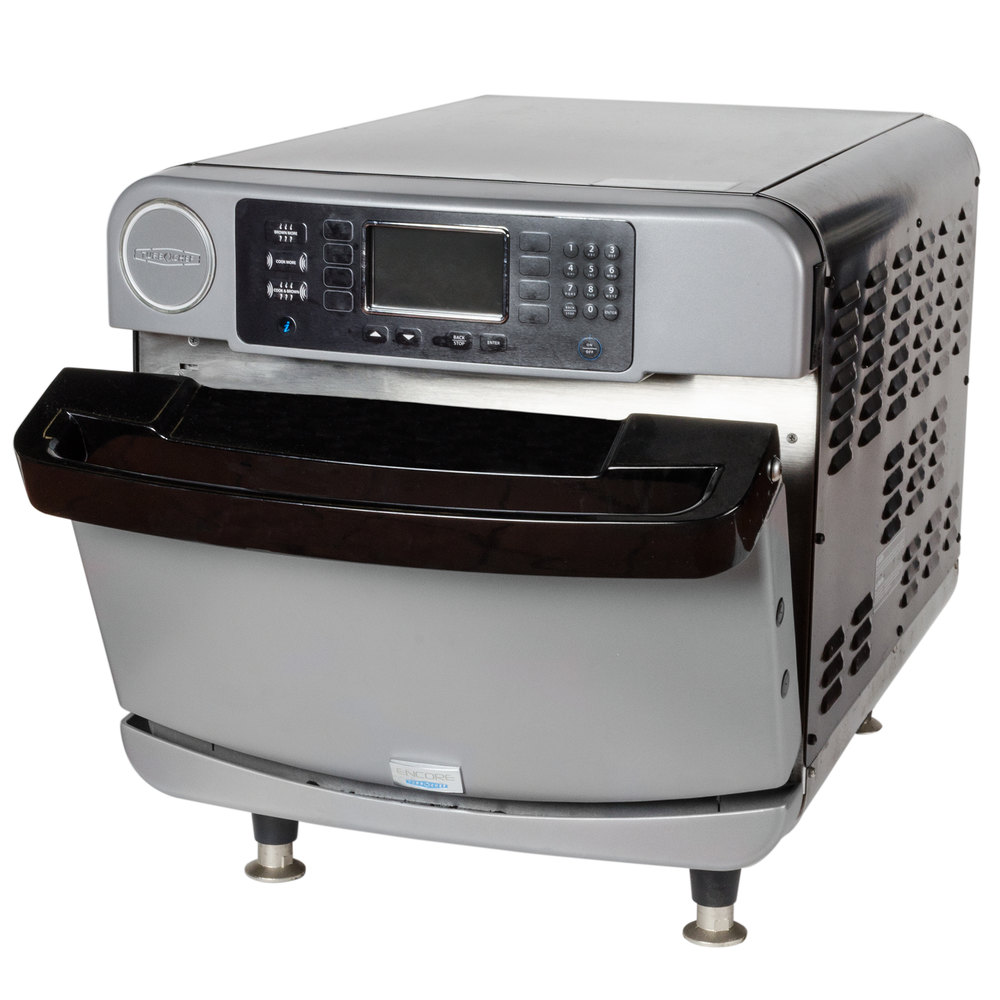 ... Encore 2 High-Speed Accelerated Cooking Countertop Oven - 208/240V