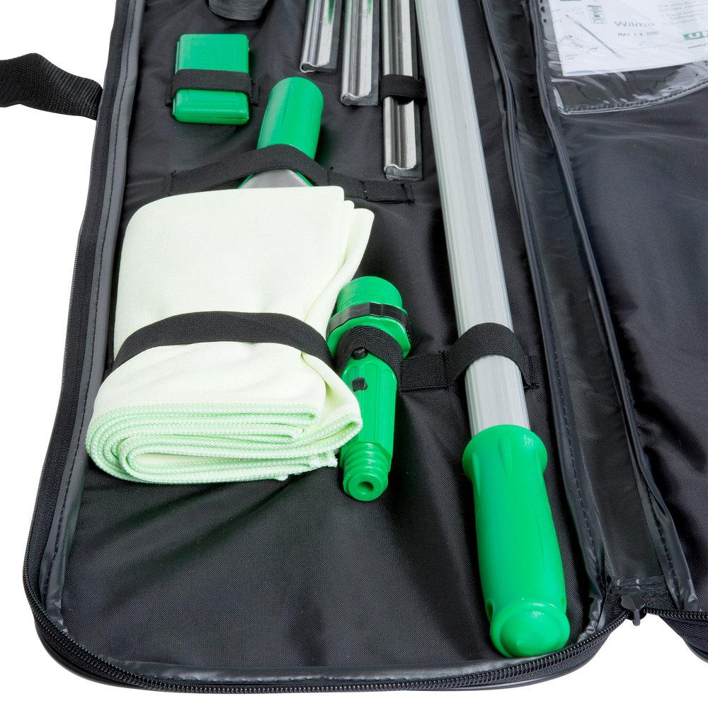 Unger Etset 76 Piece Ergotec Window Cleaning Tool Kit