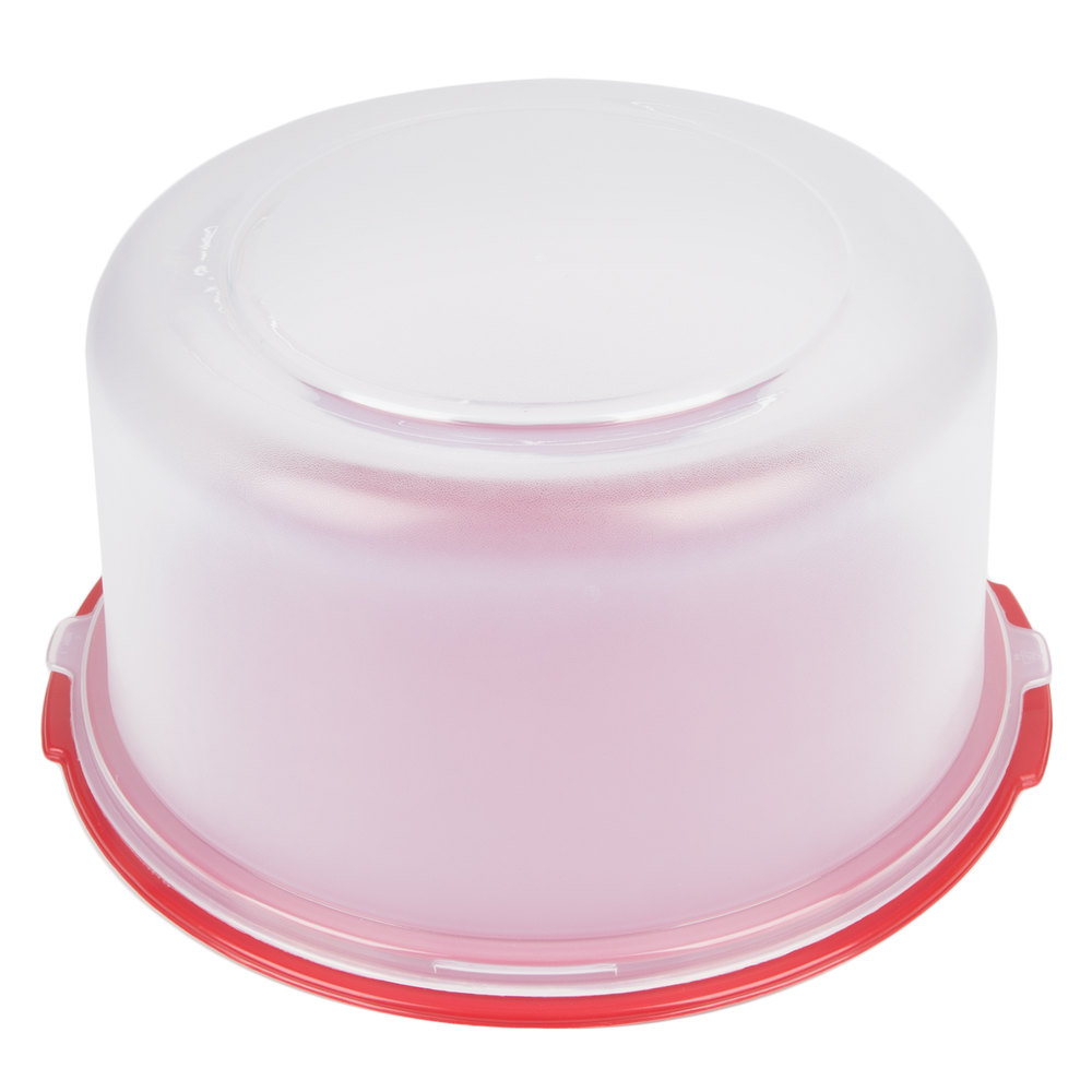 Rubbermaid Cake Keeper 1777191 Cake Carrier Amp Cake Pie