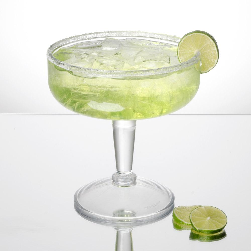 GET SW-1432 32 oz. SAN Plastic Margarita Glass