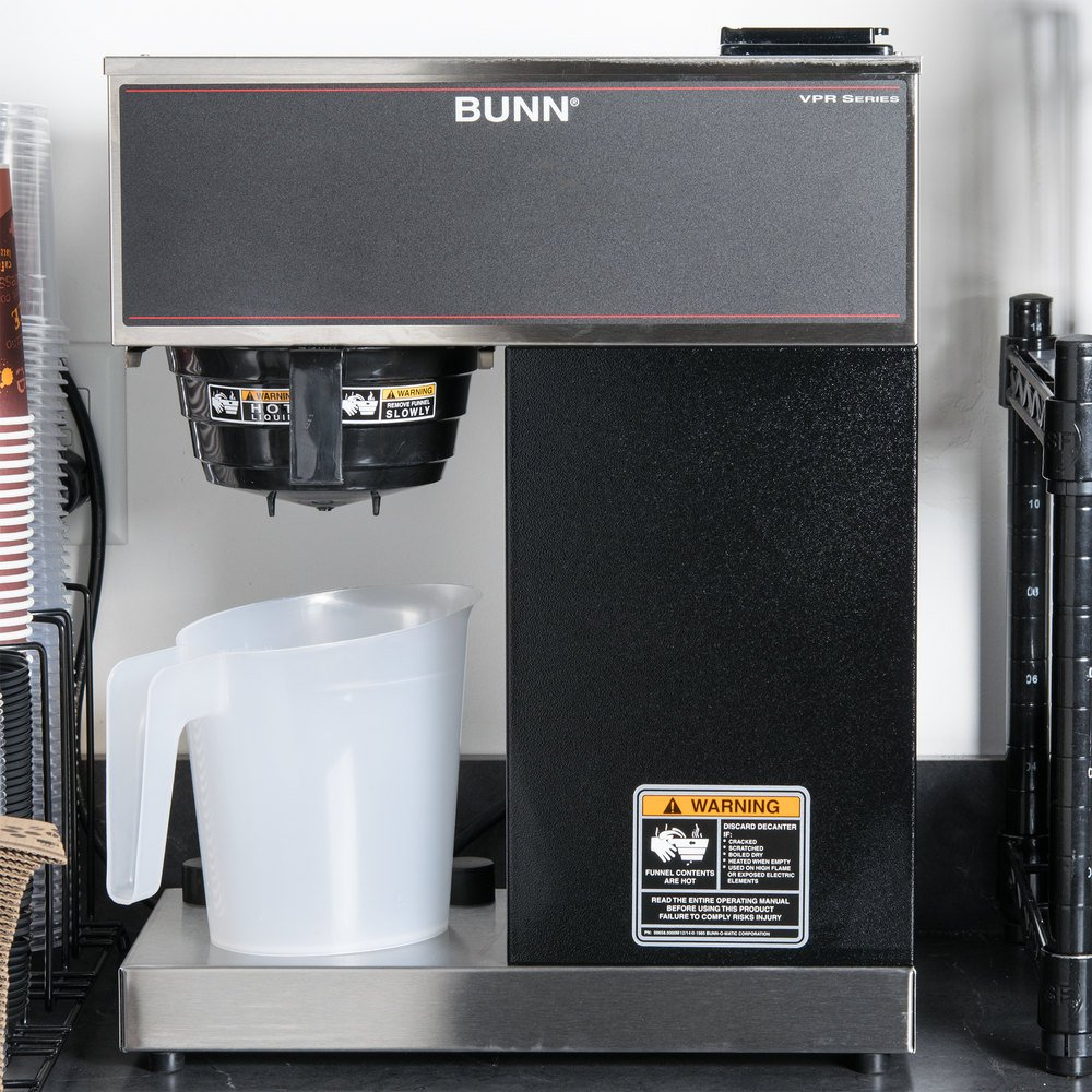 Bunn 33200.0011 VPR-TC Pourover Thermal Carafe Coffee Brewer - 120V