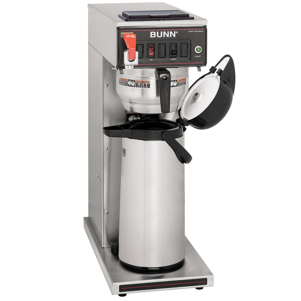 Bunn Coffee Maker Fix : Bunn Cwtf15 Ts Manual - getbet