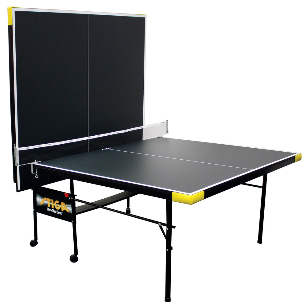 stiga legacy t8612 9 39 table tennis ping pong table. Black Bedroom Furniture Sets. Home Design Ideas
