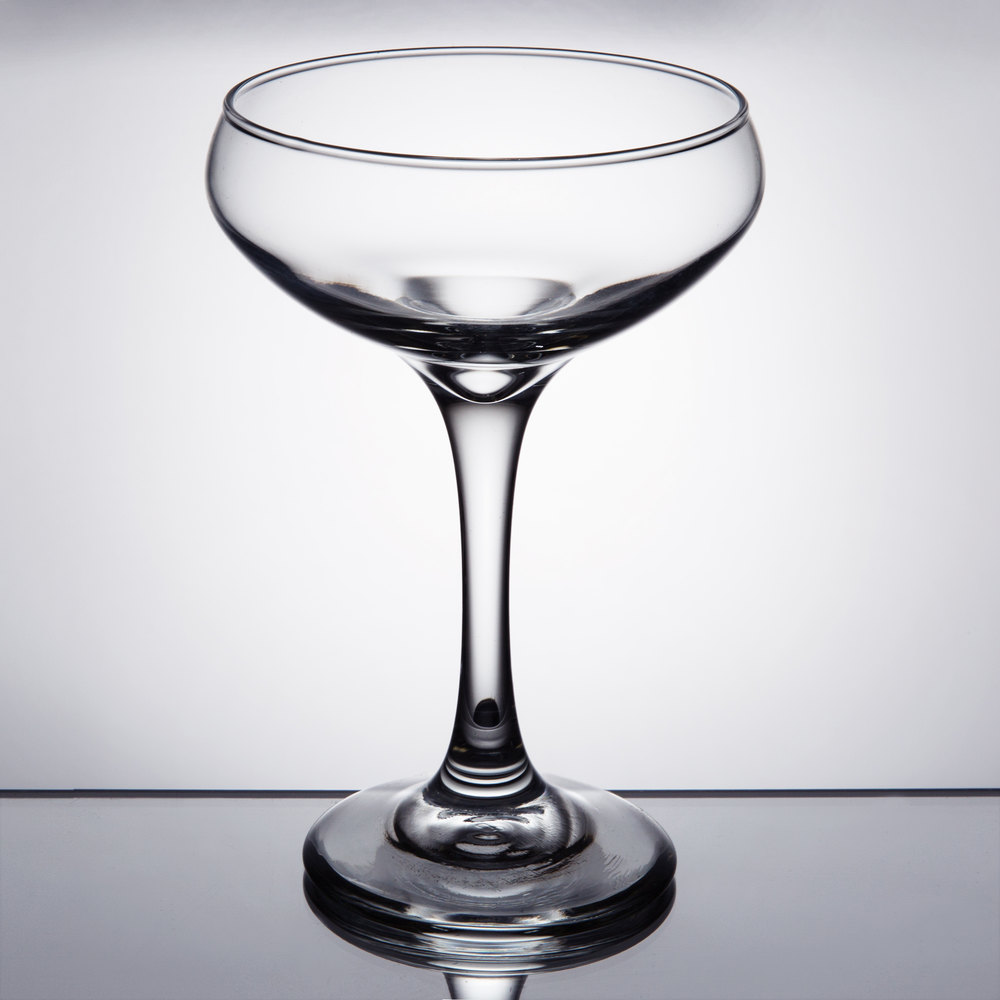 Libbey 3055 perception 8 5 oz cocktail coupe glass 12 case for Cocktail 8 2