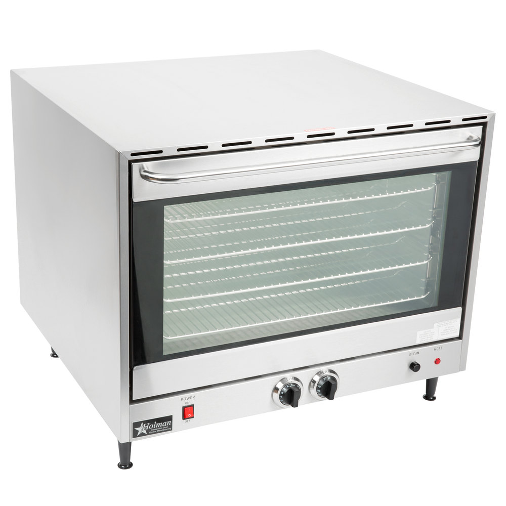Countertop Oven Size : Star CCOF-4 Electric Countertop Full Size Convection Oven