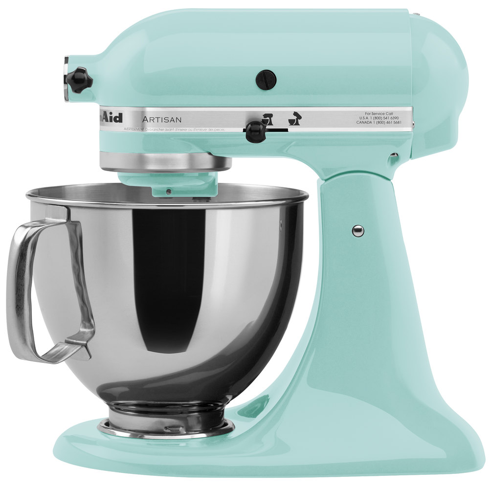 Kitchenaid Ksm150psic Ice Artisan Series 5 Qt Countertop