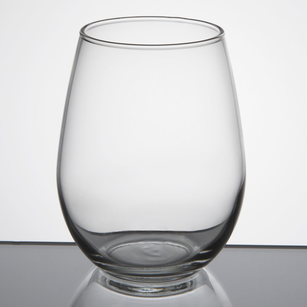 libbey 217 12 oz customizable stemless white wine glass. Black Bedroom Furniture Sets. Home Design Ideas