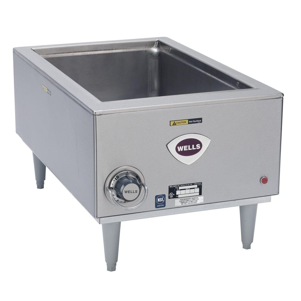 120V Wells SMPT 12 X 20 Countertop Food Warmer