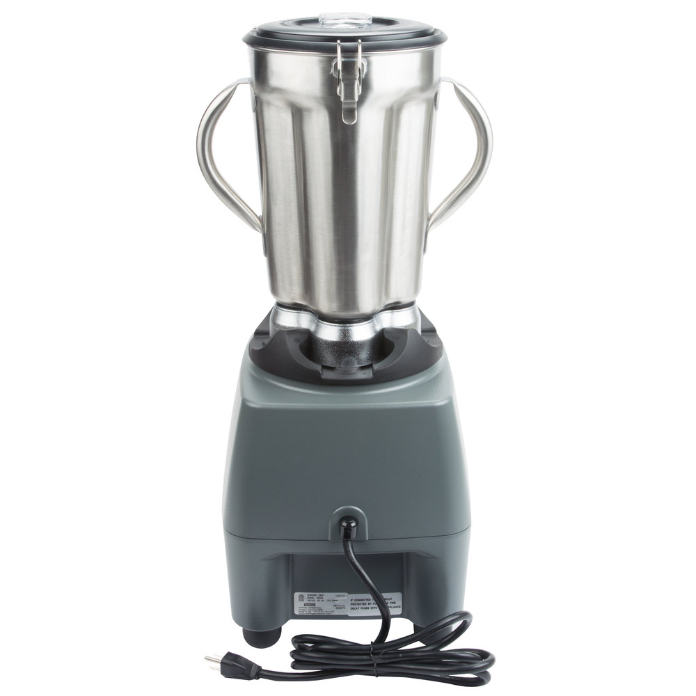 Stainless Steel Blender ~ Waring cb gallon stainless steel food blender