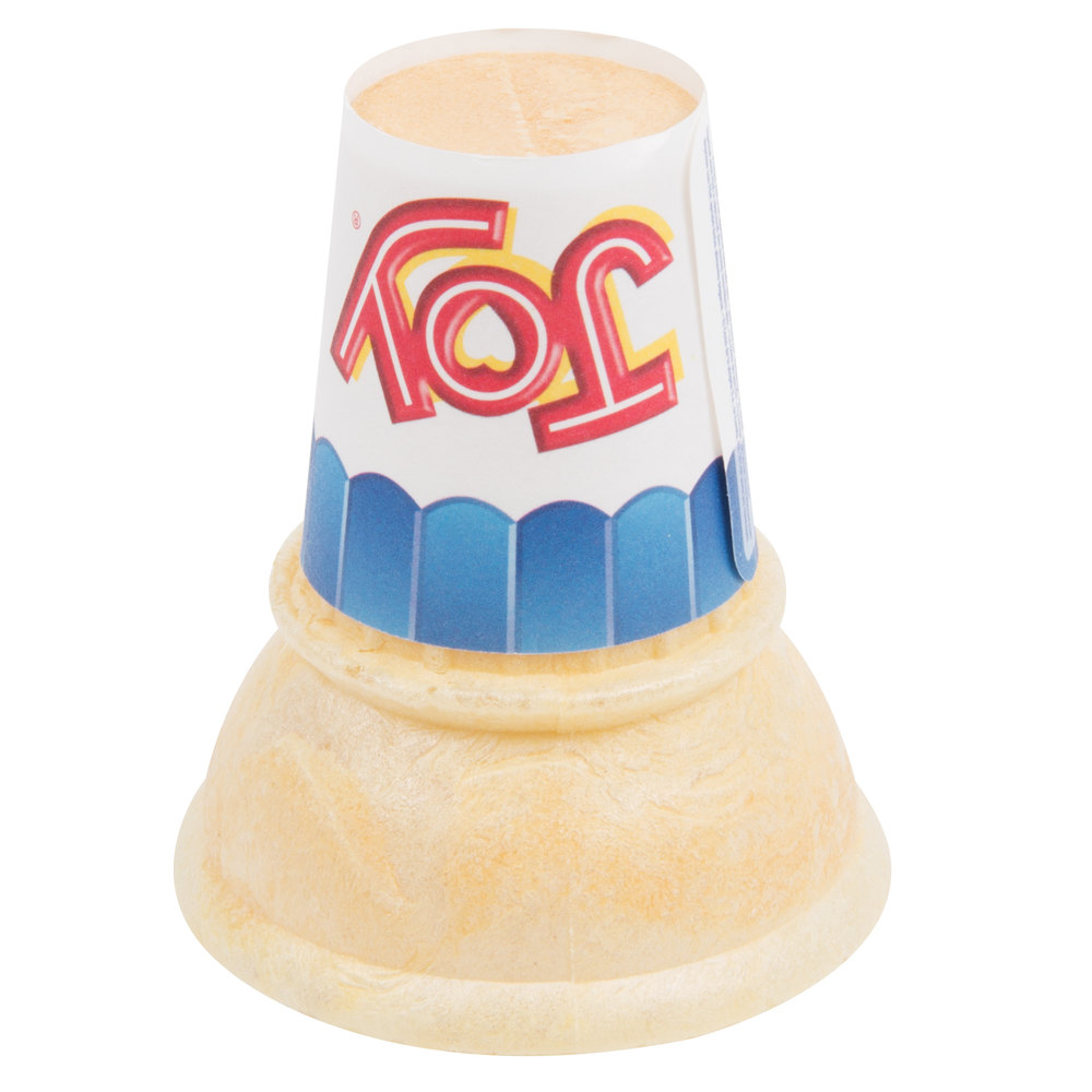 Cake Cones Jacketed