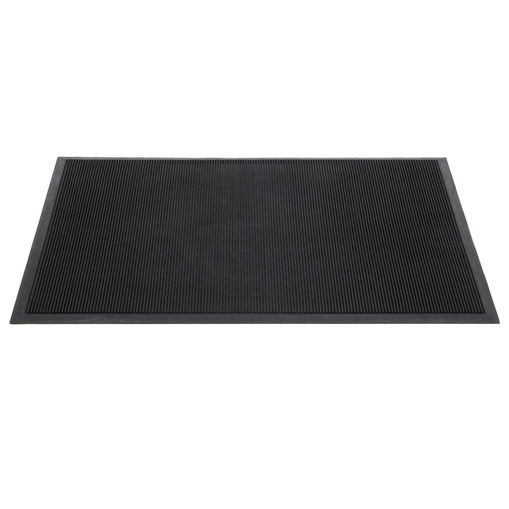 Rubber floor mats jhb -  Cactus Mat 35 3239 Finger Top 32 X 39 Black Anti Fatigue Rubber