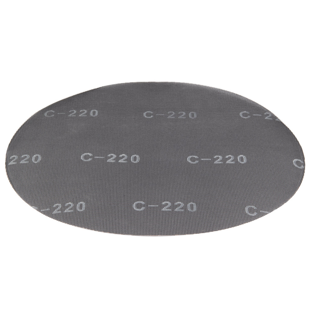 Scrubble by acs 32043 17 sand screen disc with 220 grit for 17 floor sanding disc