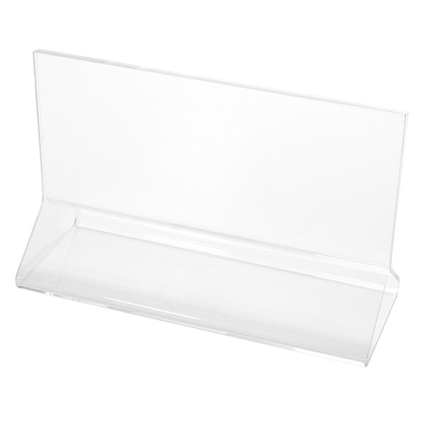 5 1/2 inch x 3 1/2 inch Tabletop Displayette